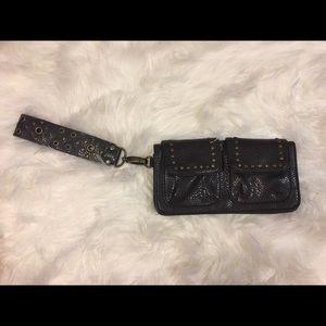 Ann Taylor Loft wristlet wallet or x small purse